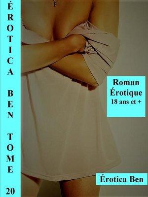 cover image of Érotica Ben le vingtième