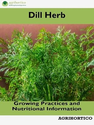 cover image of Dill Herb