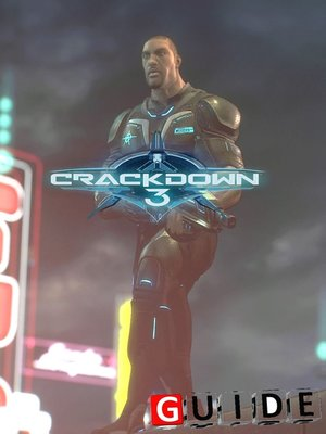 cover image of Crackdown 3 Complete Tips and Tricks