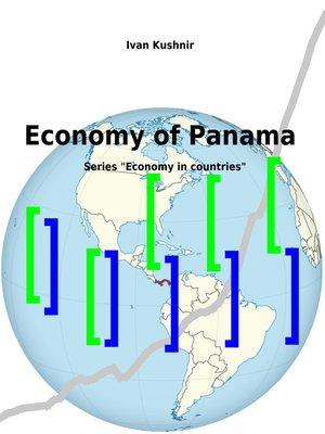 cover image of Economy of Panama