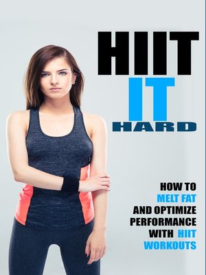 cover image of HIIT It Hard