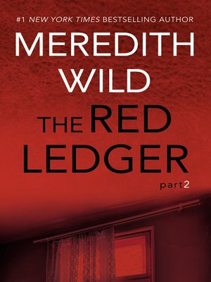 cover image of The Red Ledger, Book 2