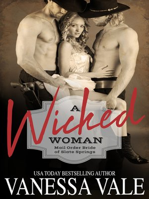 cover image of A Wicked Woman