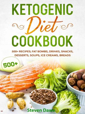 cover image of Ketogenic Diet Cookbook 500+ Recipes