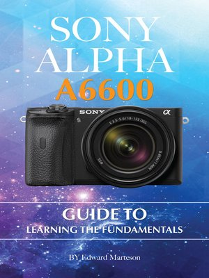 cover image of Sony Alpha A6600