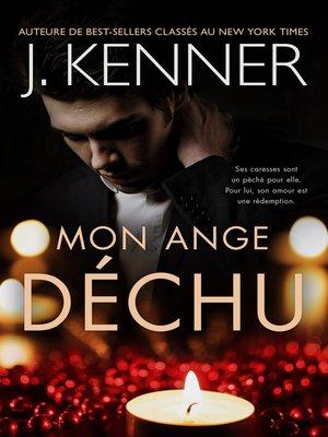 cover image of Mon ange déchu