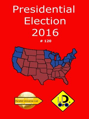 cover image of 2016 Presidential Election