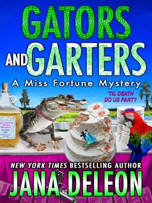 cover image of Gators and Garters