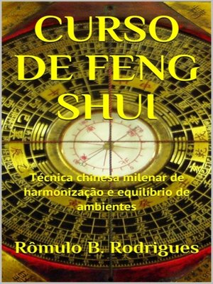 cover image of CURSO DE FENG SHUI