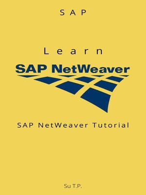cover image of Learn SAP NetWeaver