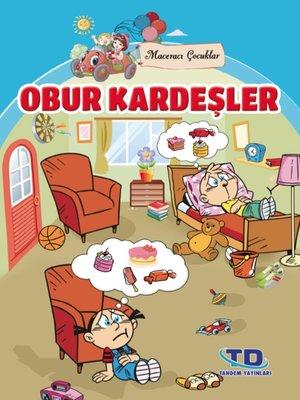 cover image of Obur Kardeşler