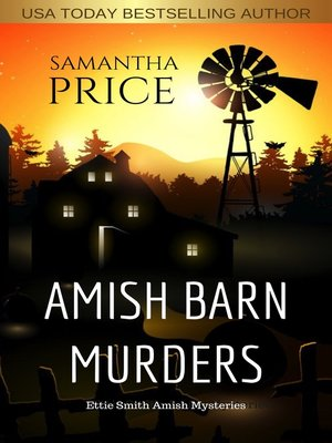 cover image of Amish Barn Murders