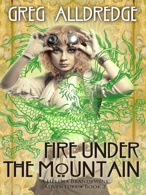 cover image of Fire Under the Mountain