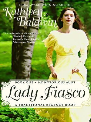 cover image of Lady Fiasco