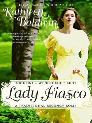 cover image of Lady Fiasco
