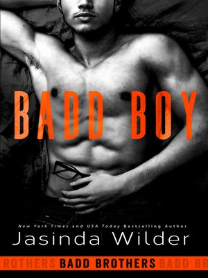 cover image of Badd Boy