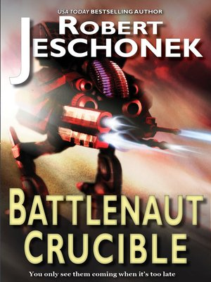 cover image of Battlenaut Crucible