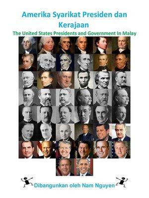 cover image of Amerika Syarikat Presiden dan Kerajaan