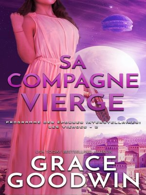cover image of Sa Compagne Vierge