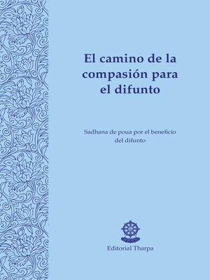 cover image of El camino de la compasión para el difunto