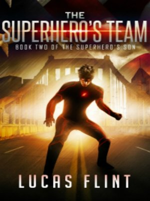 cover image of The Superhero's Team