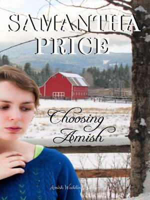 cover image of Choosing Amish