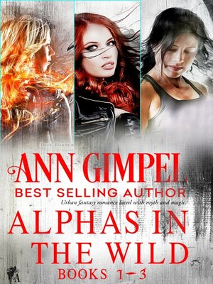 cover image of Alphas in the Wild Collection