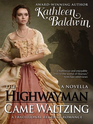 cover image of The Highwayman Came Waltzing