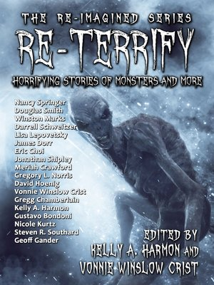 cover image of Re-Terrify