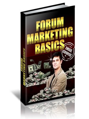 cover image of Forum Marketing Basics