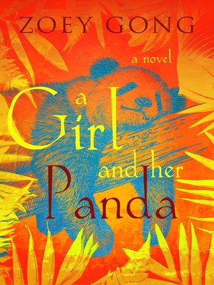cover image of A Girl and Her Panda