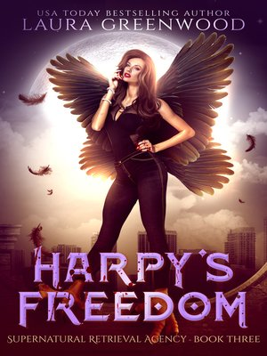 cover image of Harpy's Freedom
