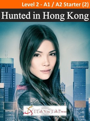 cover image of Hunted in Hong Kong