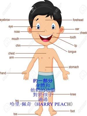 cover image of 的一部分 身體和 他們的功能 對於孩子
