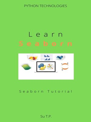 cover image of Learn Seaborn