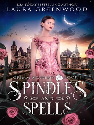 cover image of Spindles and Spells
