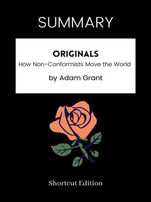 cover image of SUMMARY--Originals