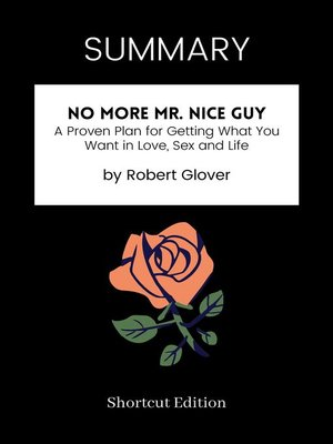 cover image of SUMMARY--No More Mr. Nice Guy