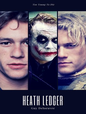 cover image of Heath Ledger