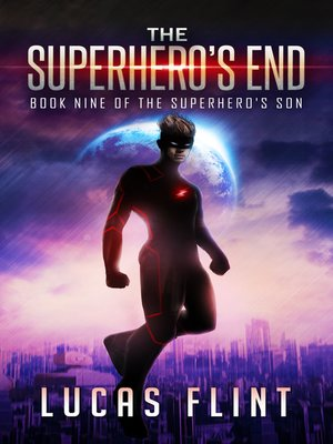 cover image of The Superhero's End