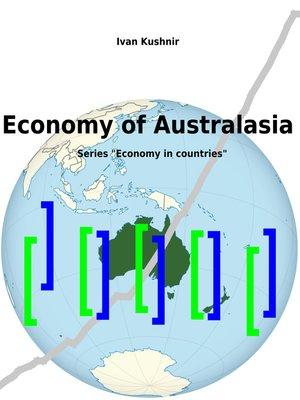 cover image of Economy of Australasia