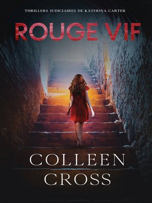 cover image of Rouge vif--La Couleur de l'argent