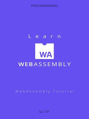 cover image of Learn WebAssembly