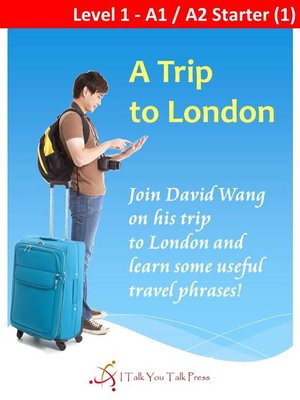 cover image of A Trip to London