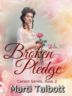 cover image of Broken Pledge
