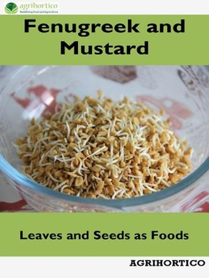 cover image of Fenugreek and Mustard