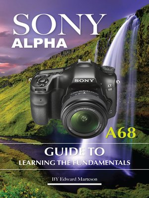 cover image of Sony Alpha A68