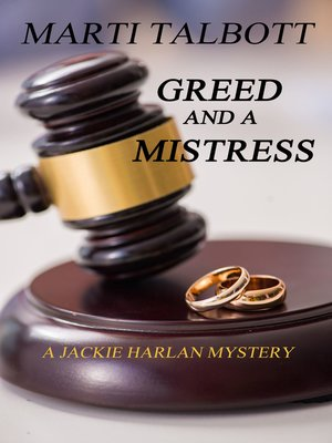 cover image of Greed and a Mistress