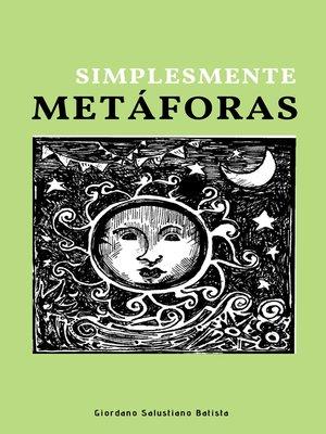 cover image of Simplesmente Metáforas