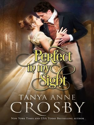 cover image of Perfect In My Sight